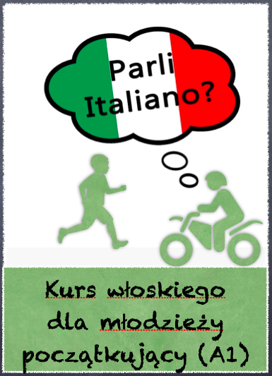 Kurs włoskiego dla młodzieży A1