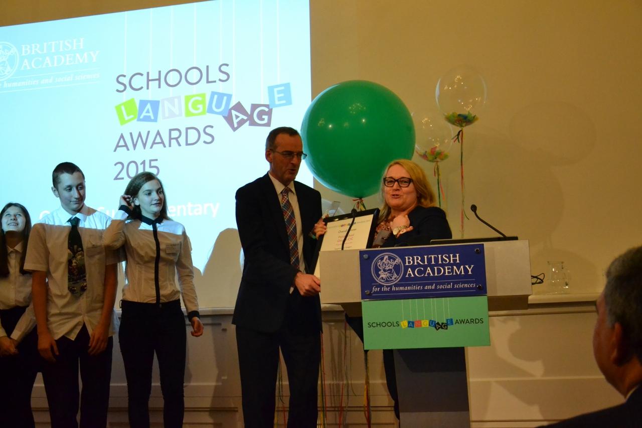 British Academy Schools Language Awards