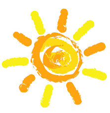 wakacje- słoneczko